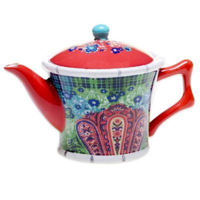 Tracy Porter® Poetic Wanderlust® Folklore Christmas Teapot