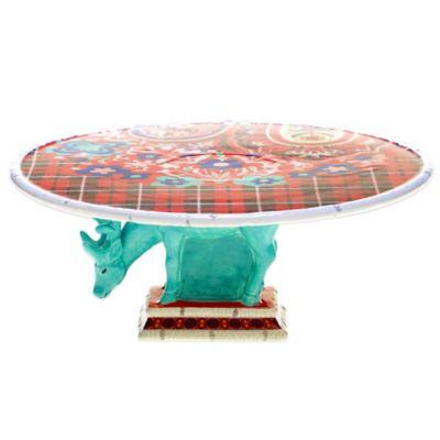 Tracy Porter® Poetic Wanderlust® Folklore Christmas Pedestal Cake Plate