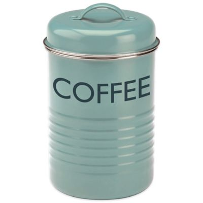 Typhoon® Summer House Coffee Canister in Blue