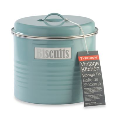 Typhoon® Summer House Large Canister in Blue