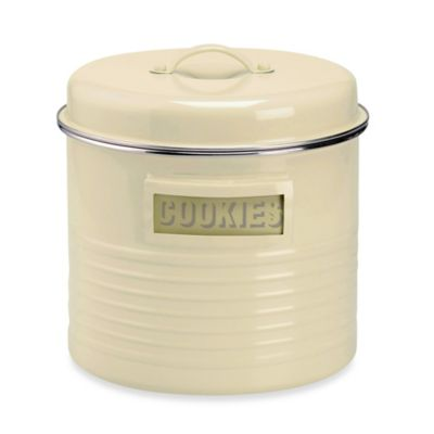 Typhoon® Vintage Large Canister in Cream
