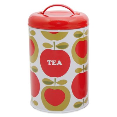 Typhoon® Apple Heart Tea Canister