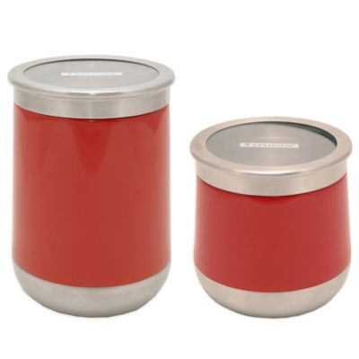 Typhoon® Novo Small Canister in Red