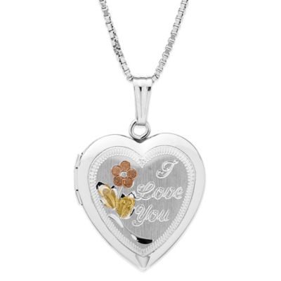 New England Locket Fine Jewelry