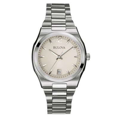 Ladies' 30mm Watch in Stainless Steel