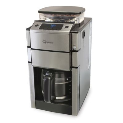 Buy Coffee Maker and Grinder from Bed Bath & Beyond