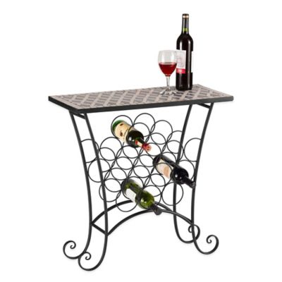 Bombay® Brighton Wine Rack