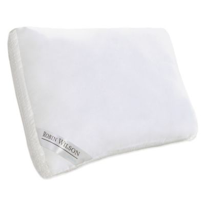 Robin Wilson Home Back Sleeper Down Alternative King Bed Pillow