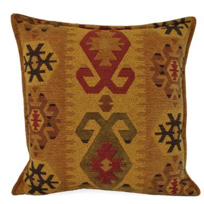 Austin Horn Classics Yuma Square Throw Pillow