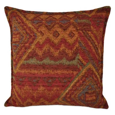 Austin Horn Classics Maricopa Square Throw Pillow