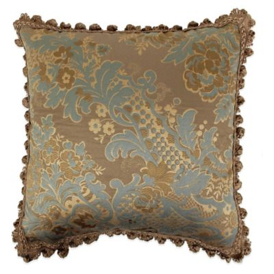 Austin Horn Classics Mondavi Square Throw Pillow