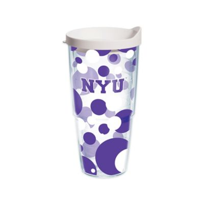 Tervis® New York University Dots Wrap 24 oz. Tumbler with Lid