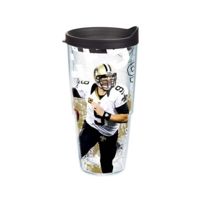 Tervis® NFL Drew Brees Wrap 24 oz. Tumbler with Lid