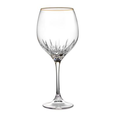 Vera Wang Wedgwood® Duchesse Gold Goblet