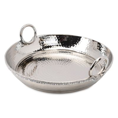 Classic Touch Serving Bowl