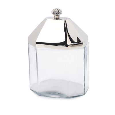 Classic Touch Glass Box with Lid