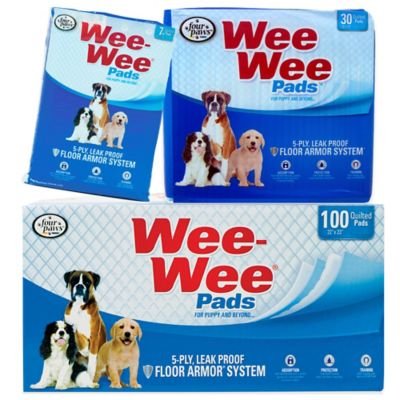 Four Paws 100-Pack Wee Wee Pads