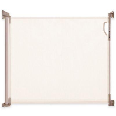 Bindaboo® Retractable Gate in White