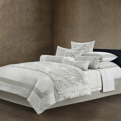 Natori Madame Ning King Duvet Cover