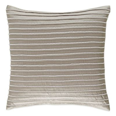 Waterford® Linens Colleen Lace Square Throw Pillow