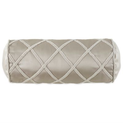 Waterford® Linens Colleen Neckroll Throw Pillow