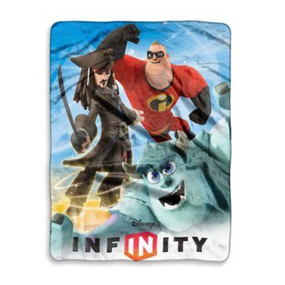 Disney® Infinity Photobombing Micro-Raschel Throw