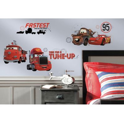 Disney® Cars Room Decor