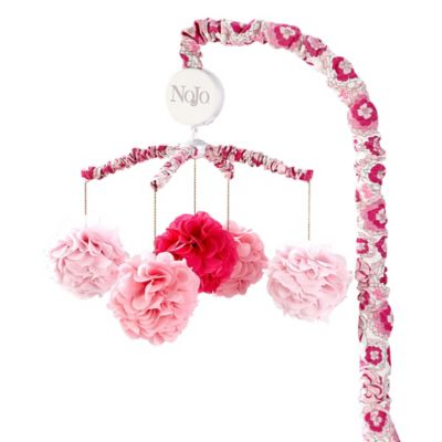 NoJo® Butterfly Bouquet Musical Mobile