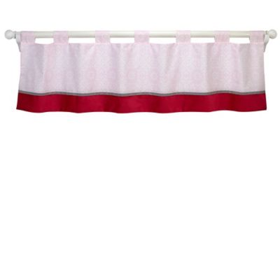 NoJo® Butterfly Bouquet Window Valance