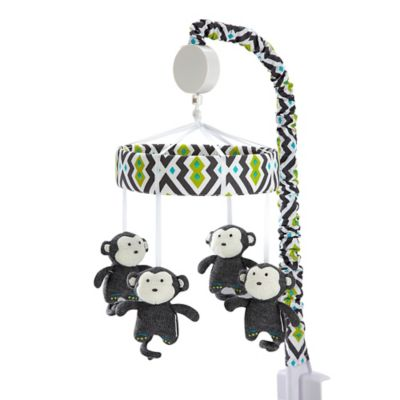 Jonathan Adler Safari Monkey Musical Mobile