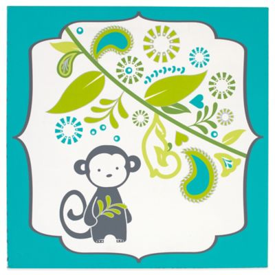 Monkey Bedding and Decor