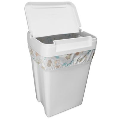 Planet Wise Large Reusable Pail Liner in Foxtrot