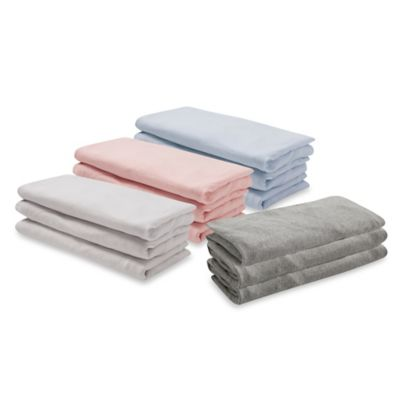 Jersey Cotton Crib Sheets