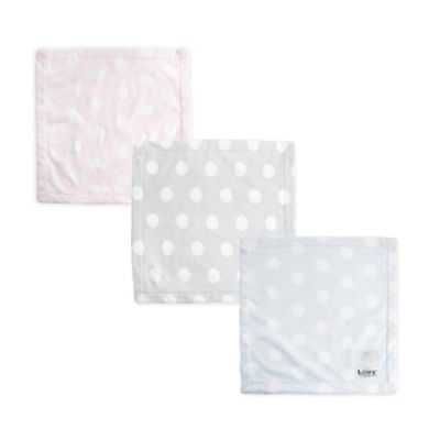 Blue Bedding Dot Polka
