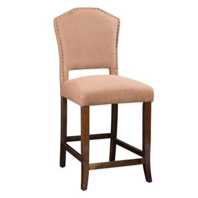Bombay® Jackson Bar Stool in Linen