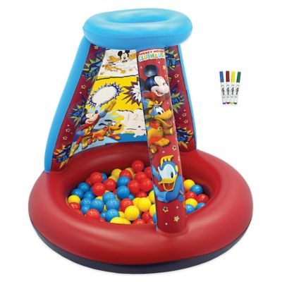 Disney® Mickey Mouse Color 'N Play Activity Playland