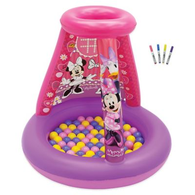 Disney® Minnie Mouse Color 'N Play Activity Playland