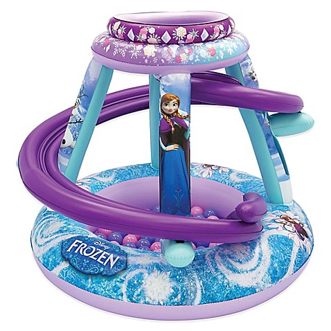 Disney 174 Frozen Forever Sisters Playland With 50 Balls