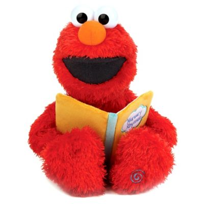 Elmo and Sesame Street