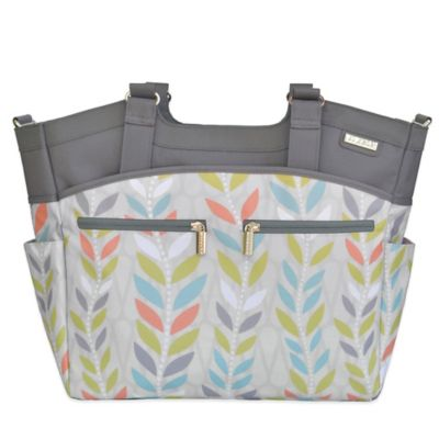 JJ Cole® Camber Diaper Bag in Citrus Breeze
