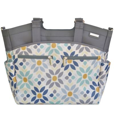 JJ Cole® Camber Diaper Bag in Prairie Blossom