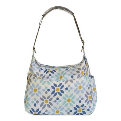 JJ Cole® Linden Diaper Bag in Prairie Blossom