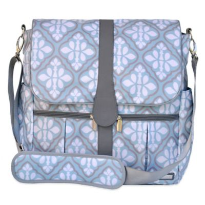 JJ Cole® Backpack Diaper Bag in Blue Iris