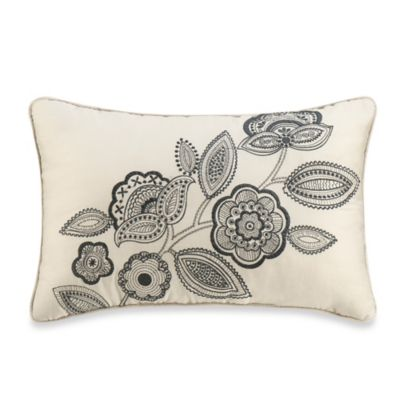 Sonoma Breakfast Throw Pillow in Grey