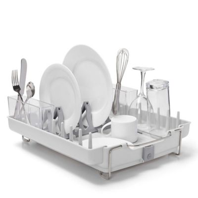 OXO Good Grips® Foldaway Dish Rack