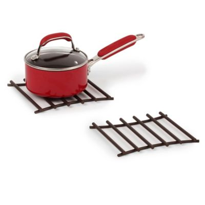 Spectrum™ Euro Square Trivet Counter Organization
