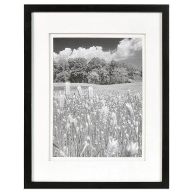 10 x 13 Black Wood Frame