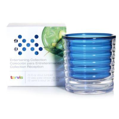 Tervis® Entertaining Collection Stout Blue Infusion 8 oz. Tumbler