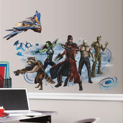 Guardians of the Galaxy Peel and Stick Giant Wall Decals