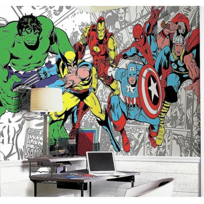 Buy Incredible Hulk Wall Clock From Bed Bath Amp Beyond